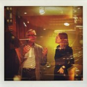 Glyn Johns & Gillian Welch. Benmont Tench session at Sunset Sound Studio 2013.