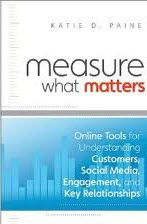 Measure What Matters by Katie Paine
