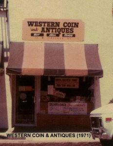 Western Coin and Antique (1971)