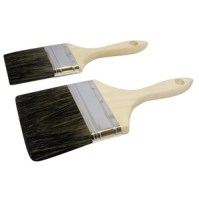 stain and brush set at Gillis home hardware