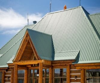 Roofing Gillis Home Building Centre
