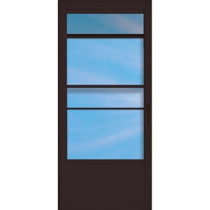 fiera screen door black