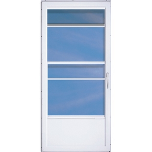 fiera screen door white