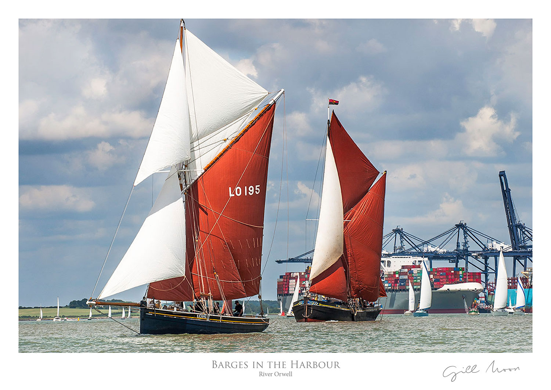 Gill Moon Photography - Sailing and Yachting