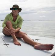 Dana Bethea, NOAA Fisheries Southeast Fisheries Science Center Panama City Laboratory in Panama City, Florida