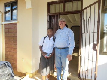 Dada gets to go to secondary school