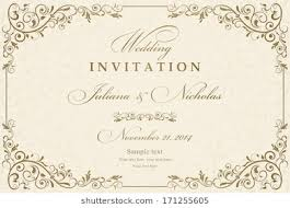 card invitation. Should I attend?