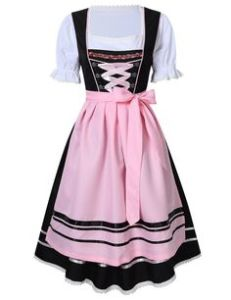 austrian ladies dress
