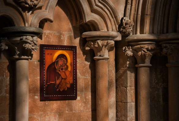 Icon, Lincoln Cathedral