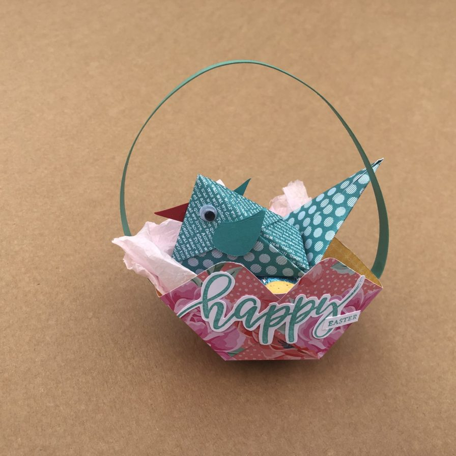Easter Baskets March 2021