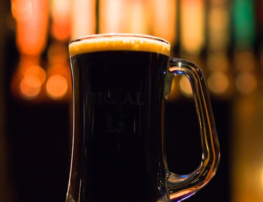 BOB's Brewery- stout beer