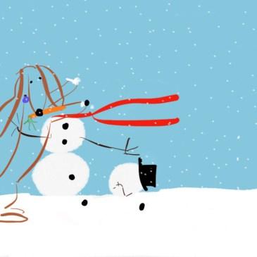 the snowman part 2