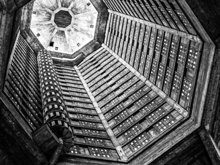 Escaliers vers l'infini