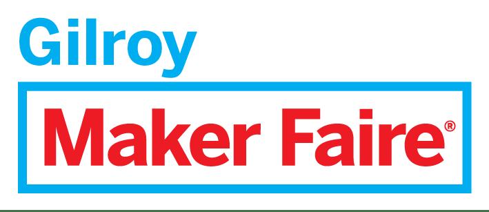 Gilroy Maker Faire logo