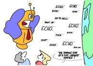 Echo sur https://gilscow.wordpress.com/2014/02/09/echo/