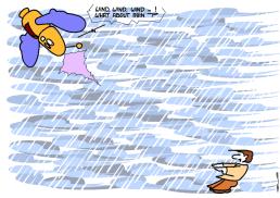 – Vent, vent, vent … pourquoi pas pluie ? https://gilscow.wordpress.com/2016/05/28/wind-and-rain-vent-et-pluie/