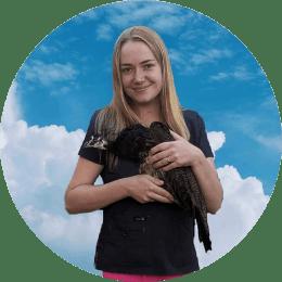 Дробязко Анастасия Игоревна. Ассистент ветеринарного врача.