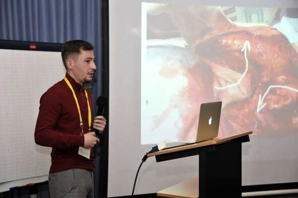 Мезин Андрей Владимирович. Ветеринарный врач, хирург.