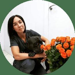 Неганова Валентина Владимировна. Ветеринарный врач, дерматолог, офтальмолог, терапевт. Главный врач клиники.