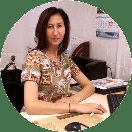 Сажнева Марина Анатольевна. Ветеринарный врач, терапевт, репродуктолог, эндокринолог.