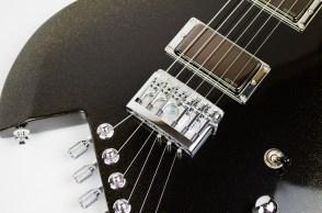 Gimenez Guitars Sinner Hardware and Electronics