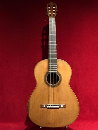 Classical Acoustic Guitar by Antonio de Torres Jurado