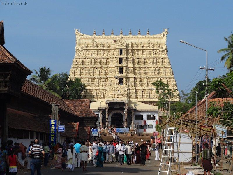Padmanabhaswamy-Tempel