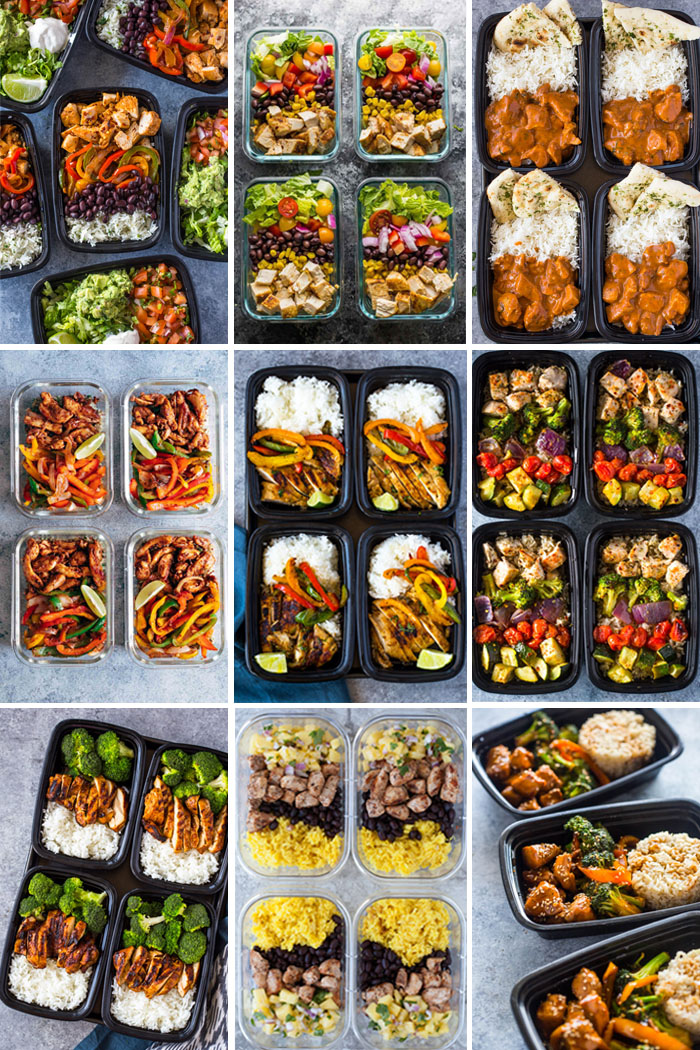 Fresh Food Prepared Meals