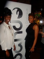 Choreographers and Producers Natasha Powell and Jasmyn Fyffe