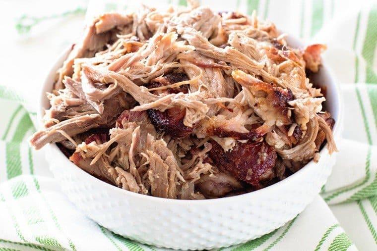 Brined Pulled Pork