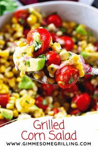 Grilled Corn Salad Pinterest 3