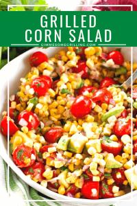 Grilled Corn Salad Pinterest 5