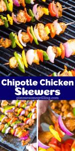 Chipotle Chicken Kabobs Pinterest 3