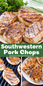 Southwestern Pork Chops Pinterest 3
