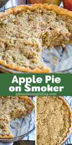 Smoked Apple Pie Pinterest Image