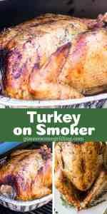 Traeger Turkey Pinterest Image