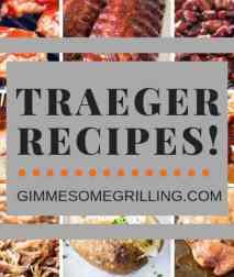 Traeger Recipes Square Image