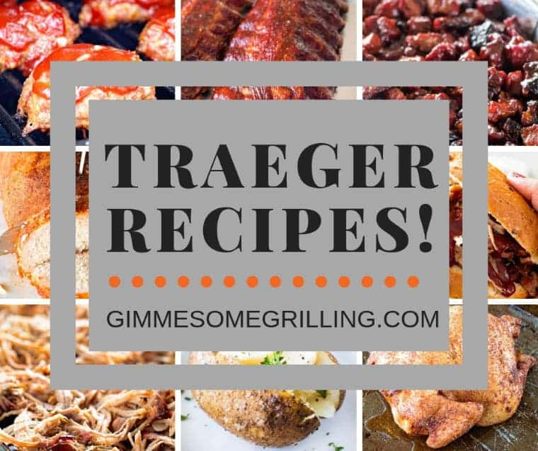 Traeger Recipes Square Image