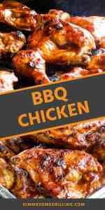 barbecue chicken RECIPE Pins