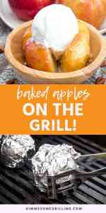 BAKED APPLES Pins