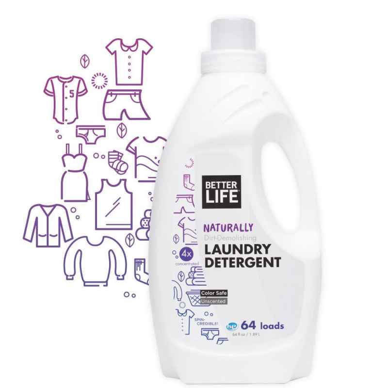 better life laundry detergent gimme the good stuff. Black Bedroom Furniture Sets. Home Design Ideas