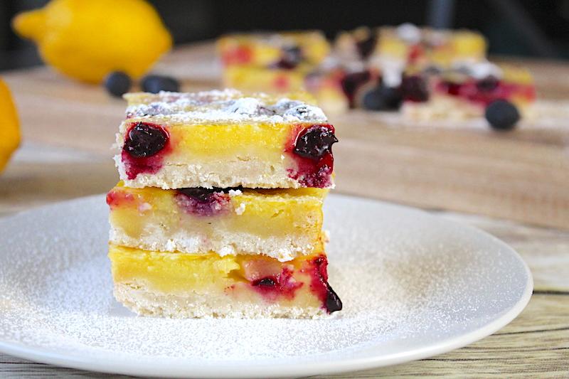 Best recipe for lemon squares