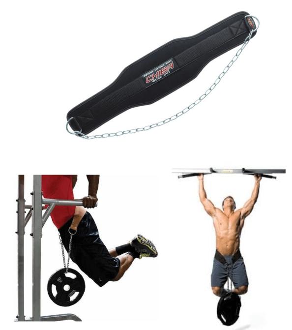 Cinturon lastre pesas