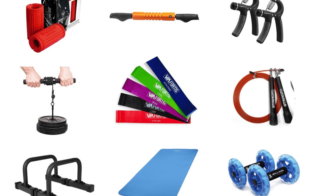 Los accesorios para complementar tu entrenamiento