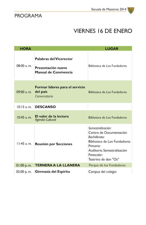 Librito Convivencia 2015-02