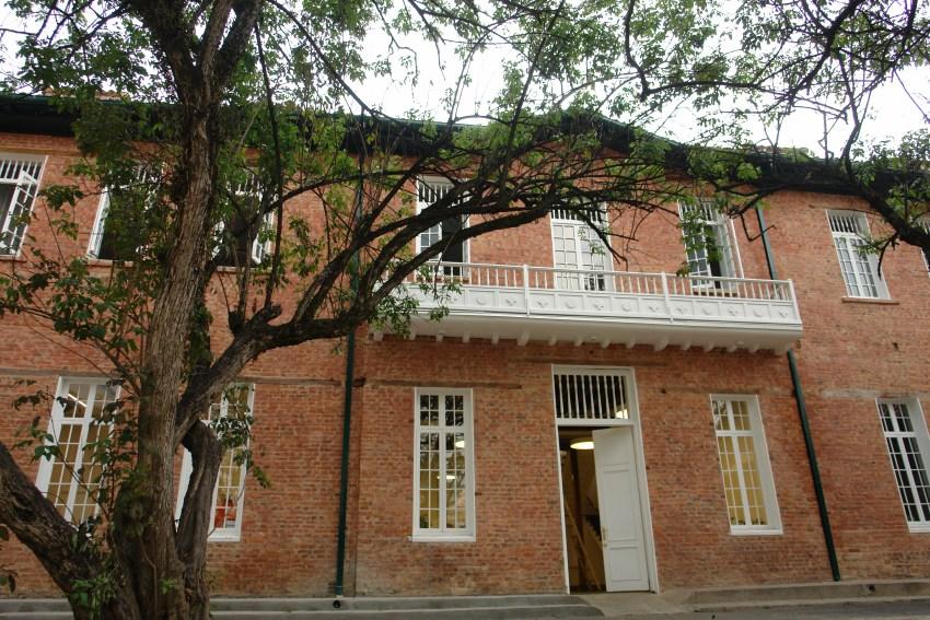 Edificio de Primaria Restaurado