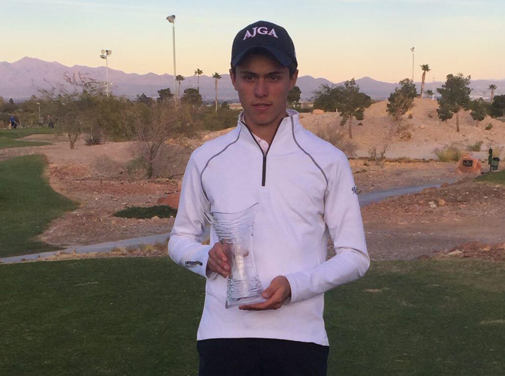Golfista Gimnasiano