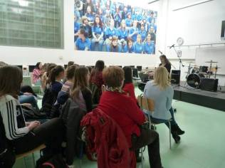 Elizabeta Forjan o školovanju u Engleskoj