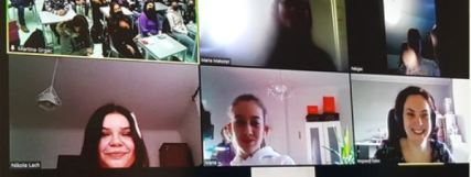 LEARN zoom meeting Poland