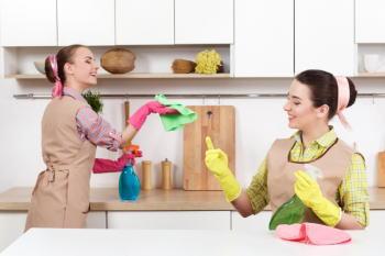 これならできそう!台所の水回りをキレイにする具体的な掃除方法